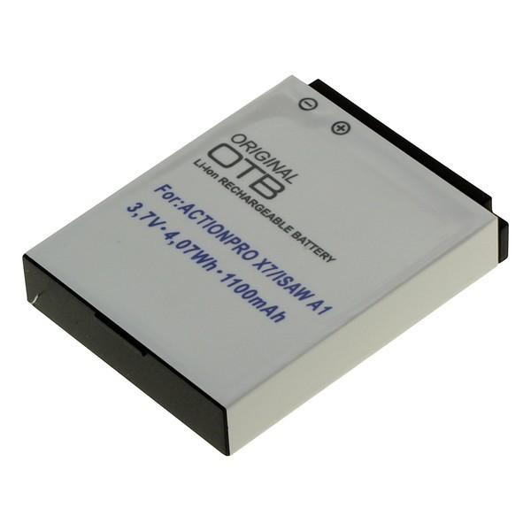 Batterij v. Actionpro X7