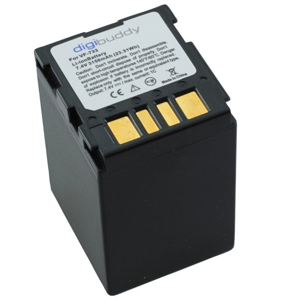 BN-VF733 batterij v. JVC Everio GZ-MG70