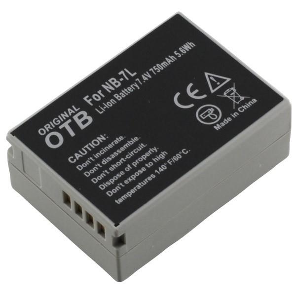 NB-7L batterij