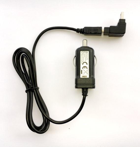 Autolader met TMC voor Navigon 2300
