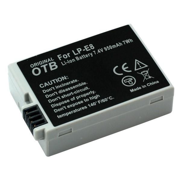 LP-E8 batterij