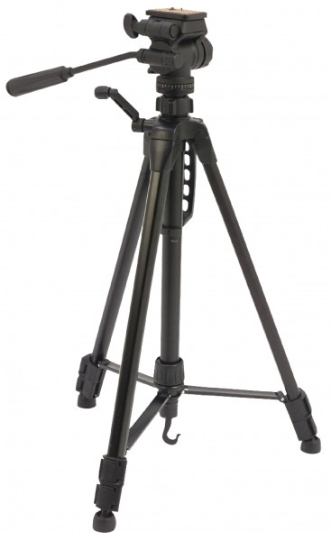 Premium Camera Statief 160 cm Zwart voor Kodak DX4900 Zoom