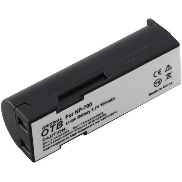 Batterij v. Konica Minolta Dimage X50