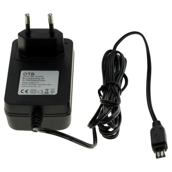 AC Adapter vr. Sony DSC-S70
