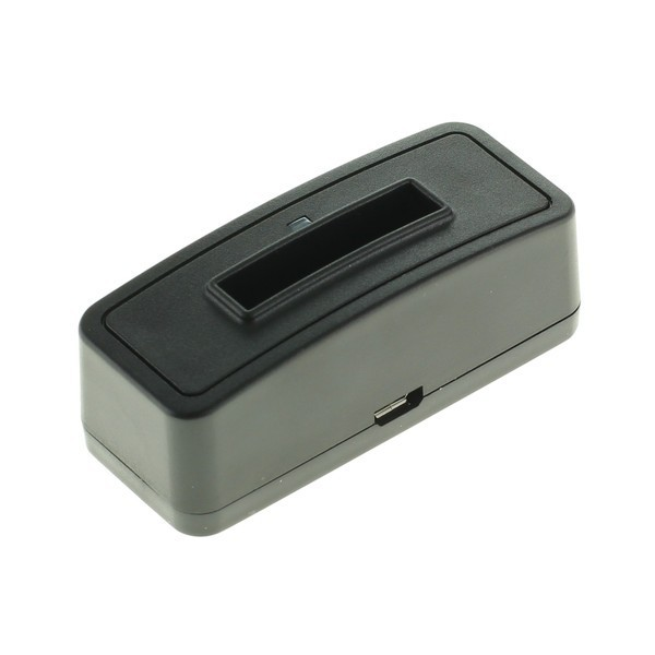 Mini USB Batterijlader voor  Sony Cybershot DSC-N1