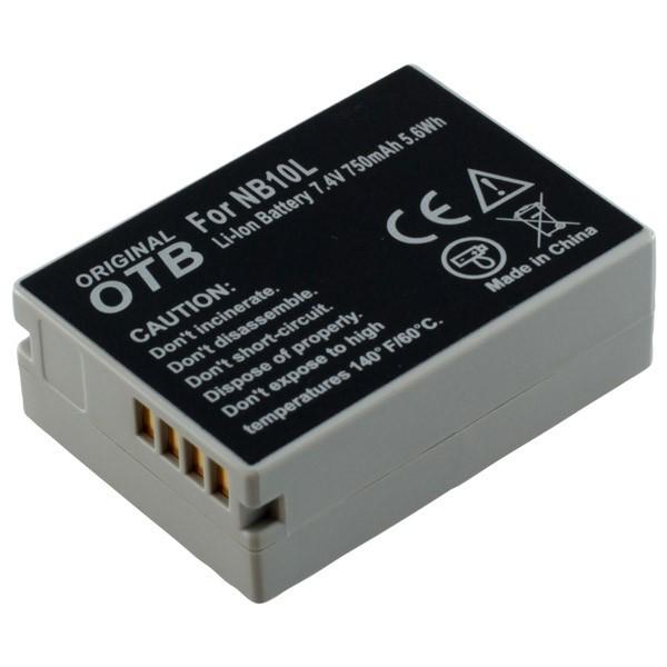 NB-10L batterij