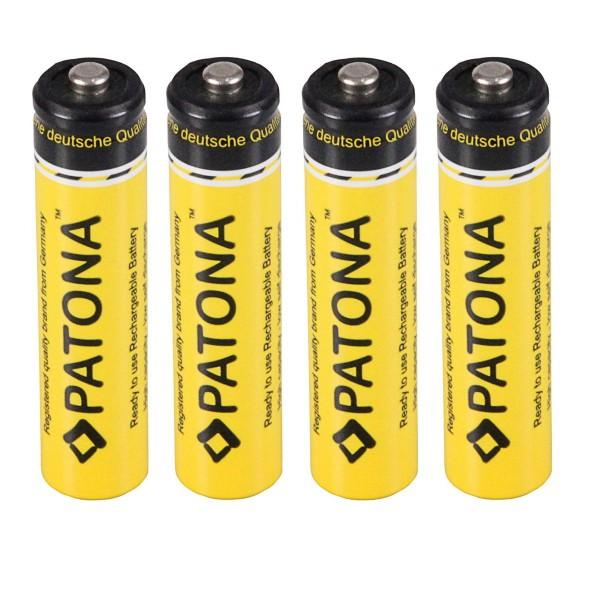 Batterij voor Siemens Gigaset E49H