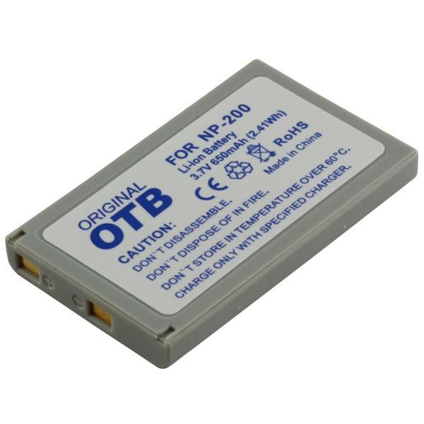 Batterij v. Konica Minolta Dimage E40