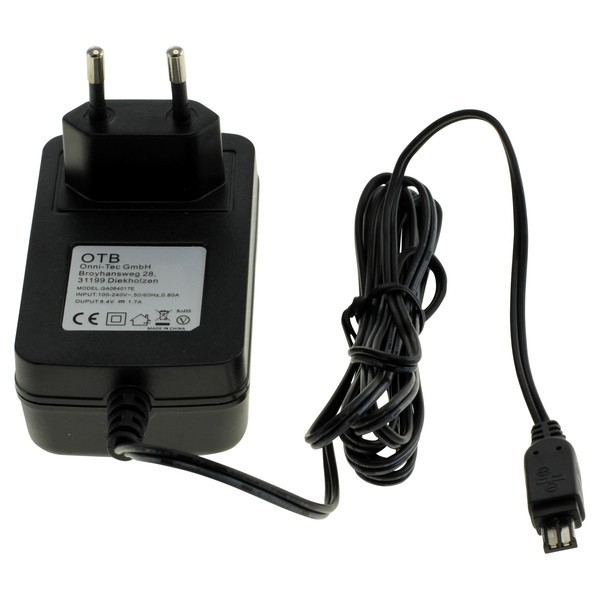 AC Adapter vr. Sony TRV87