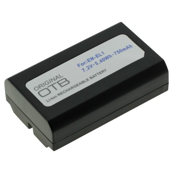 Batterij v. Konica Minolta Dimage A200