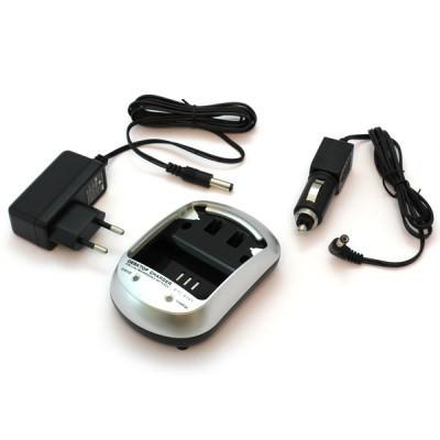 Batterij Oplader 5101 vr. Konica Minolta Dimage A200