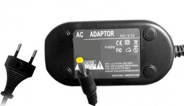 AC Adapter vr. JVC GZ-V515