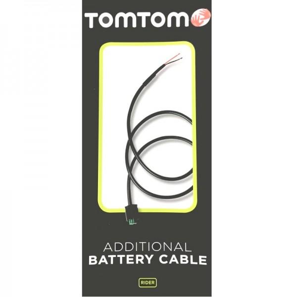 TomTom accukabel vr. TomTom Rider 2nd Edition