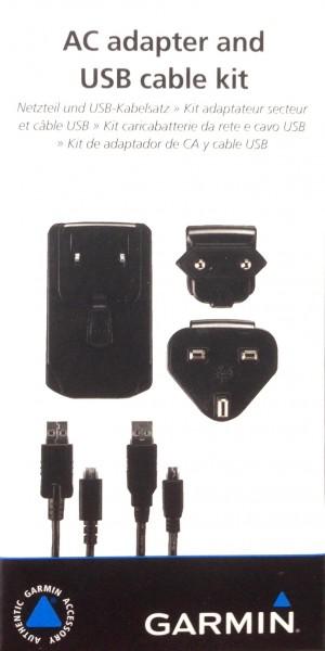 Garmin Thuislader AC Adapter voor Garmin Oregon 600t