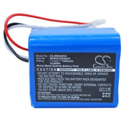 Batterij voor iRobot Braava 390T